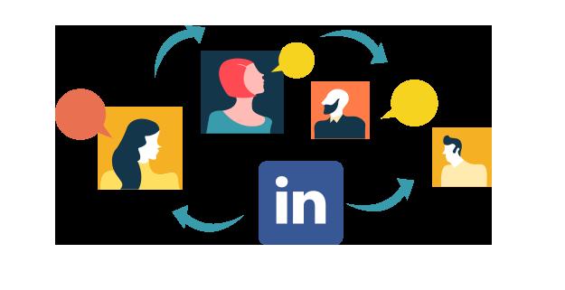redes sociales linkedin