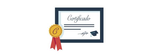 certificado prácticas