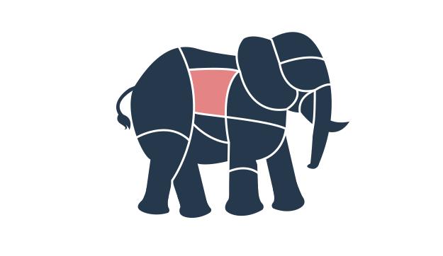 elefante productividad