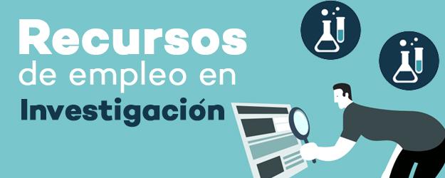 RECURSOS DE EMPLEO EN INVESTIGACIÓN